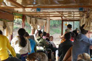 El Mekong marrón