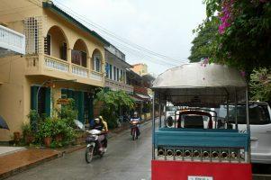 Dando vueltas por Luang Prabang