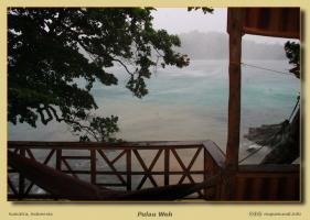 Buceando contra viento y tormentas en Pulau Weh