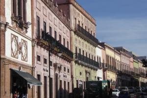 Gastando carretes en Zacatecas