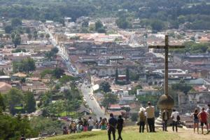 Paseo por Antigua Guatemala