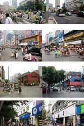 Historias de viajeros, wikipedistas y cómo pasa el tiempo en Chengdu