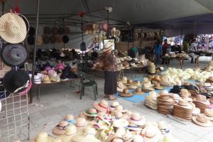 Mercado de Ocotlán y alebrijes de San Martín Tilcajete