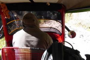 Recorriendo las aldeas de Nebaj