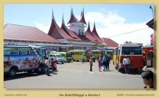 El camino a Kerinci y su regreso