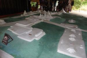 Tocando el cielo maya con la mochila en Tikal
