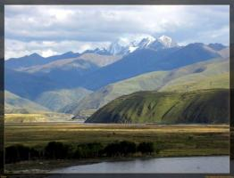 Montañas de Ganzi (Kandze)