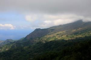 Por las aldeas Ngadas con Beni