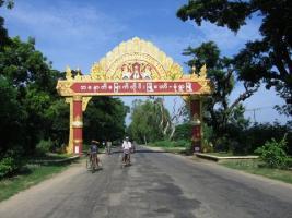 La Thanboddhay Paya de Monywa