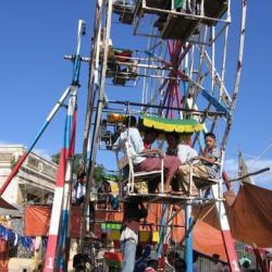 Las ferias de Monywa