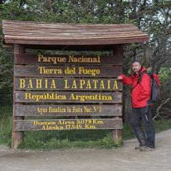 ¡Ushuaia me mata!