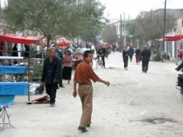 Paseo por Yarkanda