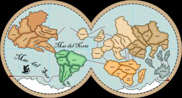 Por donde termina el mapa (de Sudamérica)