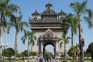 Vientiane, la capital tranquila, sí, pero interesante